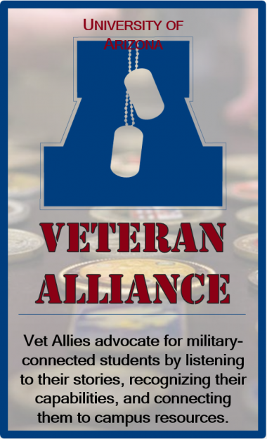 vet ally placard example